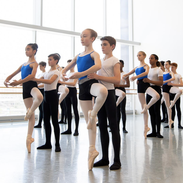 Summer Intensive Performance