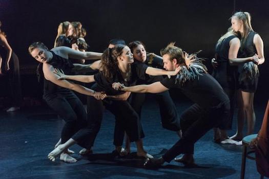 WAAPA Pre-professional dance troupe