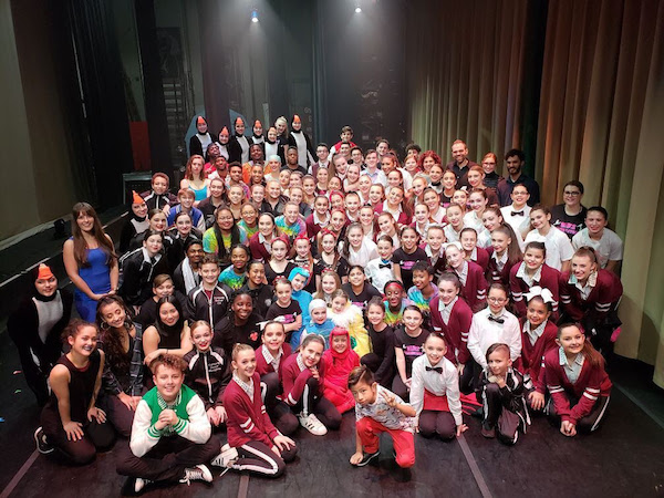Dance Connection in Islip, New York