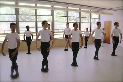 Advanced Men's Ballet Class
