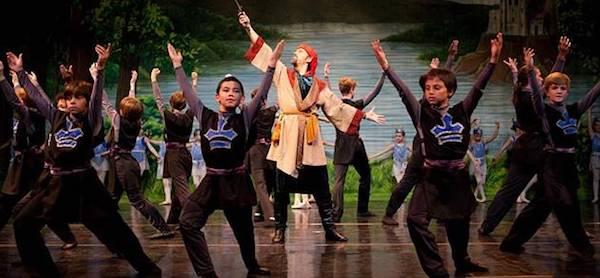 King Arthur ballet by Lisa Collins Vidnovic