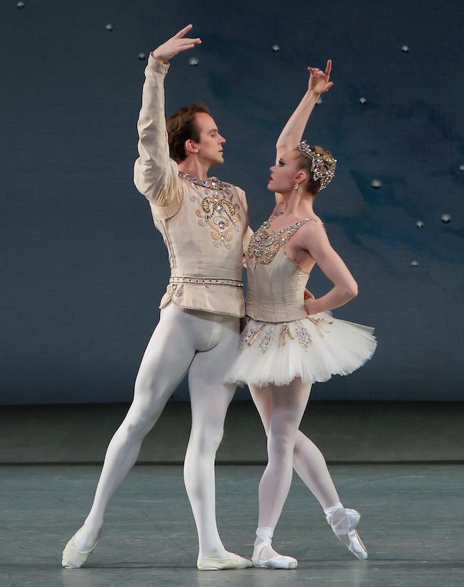 Jonathan Stafford to co-lead New York City Ballet