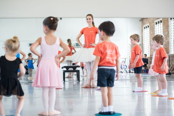 Queensland Ballet Kid Classes