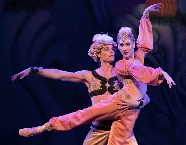 Queensland Ballet Senior Soloist retires