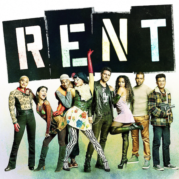 Live TV Musical RENT