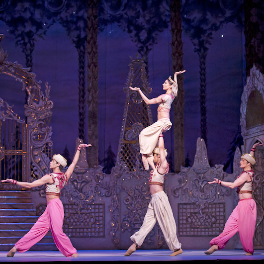Arabian Dance by The Royal Ballet