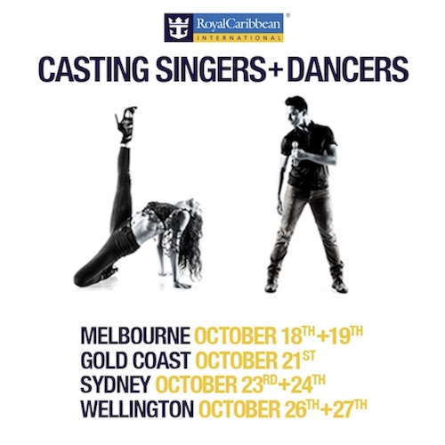 Cruise Auditions Australia
