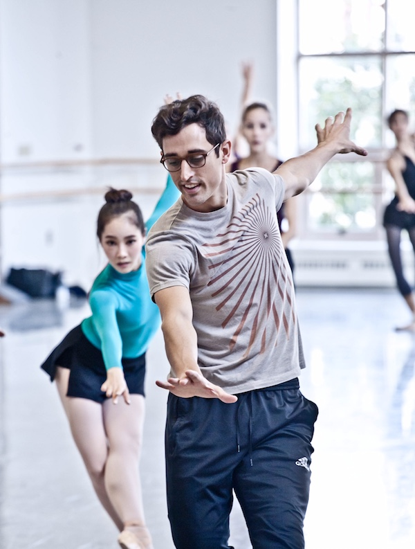 Justin Peck to help advise leadership of New York City Ballet