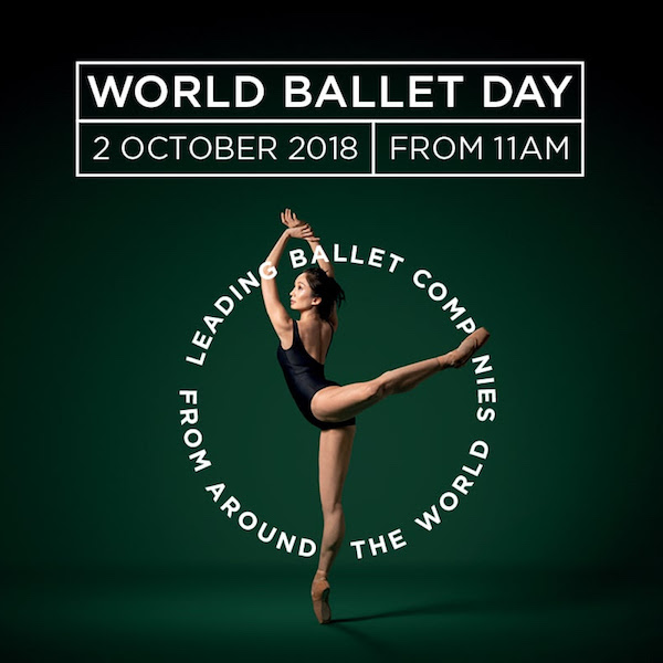October 2018 Ballet Facebook Live Event