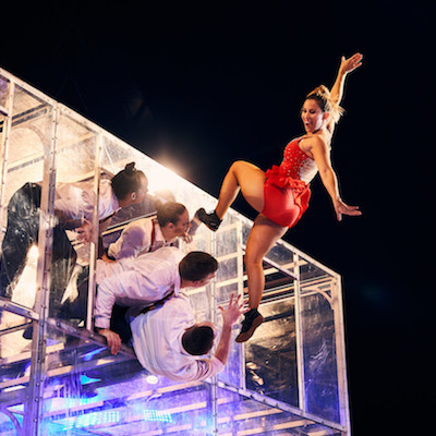Russia's Big Top Circus Spectacular