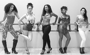 Chloe Arnold's Syncopated Ladies – Female Tap Band