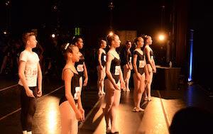 Universal Ballet Compeition