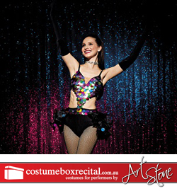 Costume Box Recital