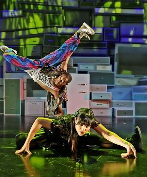 Dance Auditions for Blaze The Show