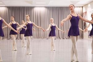 The Australian Ballet School auditions