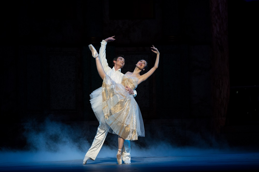 The Australian Ballet. Photo by Kate Longley