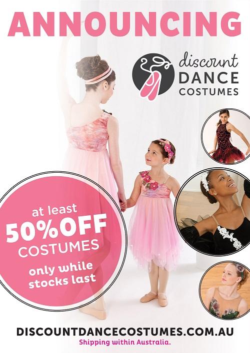 Discount Dance Costumes