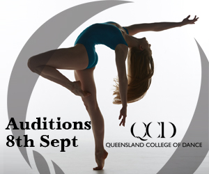 QLD College of Dance auditions