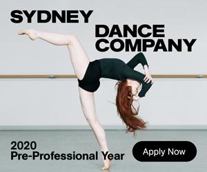 Sydney Dance Company auditions