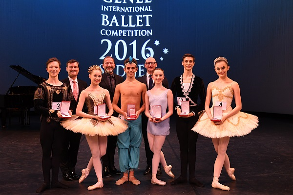 Genee International Ballet Competition