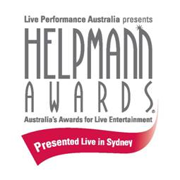 Australian Helpmann Awards - dance and performing arts awards