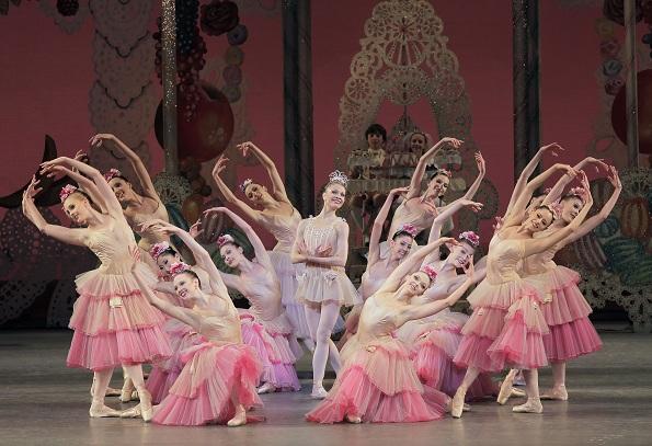 New York City Ballet Nutcracker Live From Lincoln Center