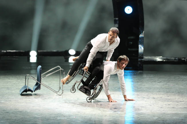 Axis Dance Company perform on So You Think You Can Dance