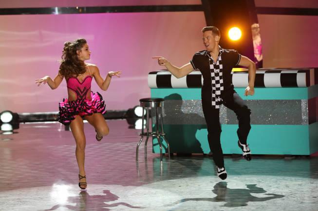 Benji Schwimmer, Tiffany Maher Dance