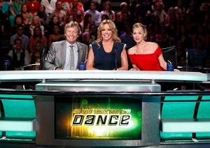 Christina Applegate on So You Think You Can Dance