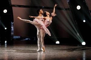 Chehon Wespi-Tschopp and Eliana Gerard Nutcracker