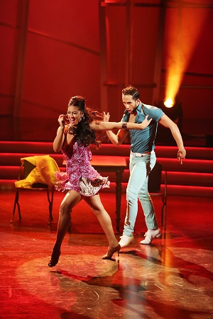 Kathaleen and Chris, SYTYCD Australia
