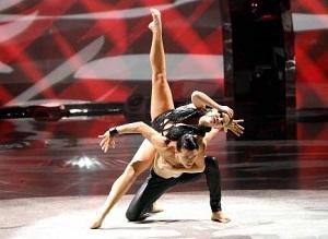 Mackenzie and Paul SYTYCD Season 10