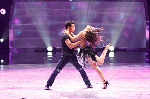 SYTYCD Janelle and Dareian