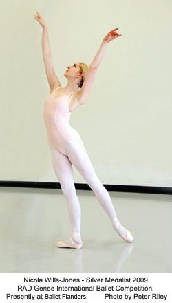 Terry Simpson ballet