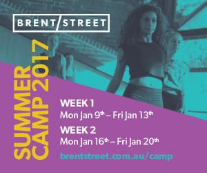 Brent Street Dance Camp