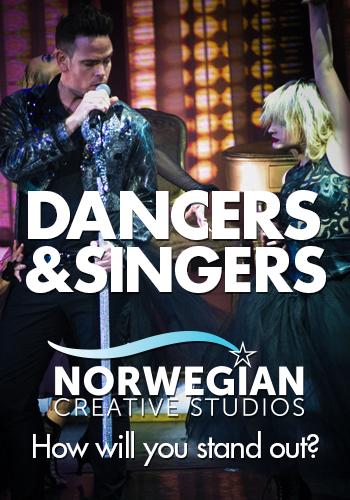 Norwegian Cruise Auditions