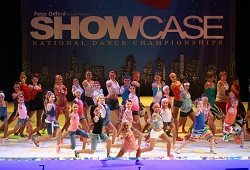 Showcase National Dance Championships