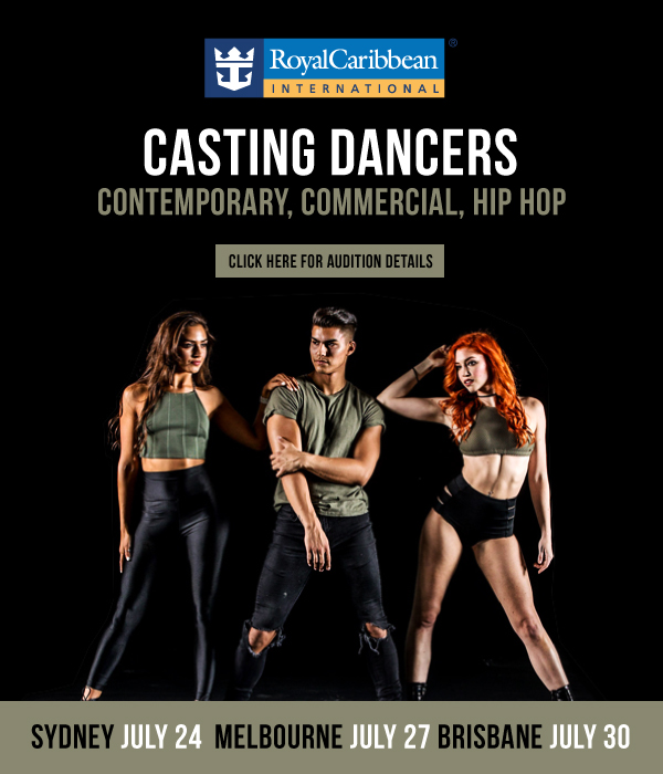 Dance Auditions - Royal Caribbean cruise line