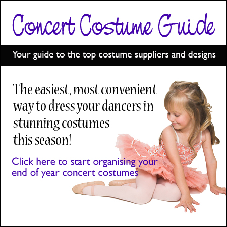 Dance Concert Costume Guide