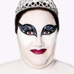 Fat Swan ballet comedy