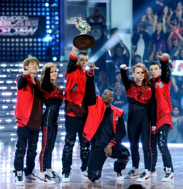 Iamme win america s best dance crew dance informa usa