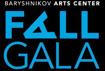 Baryshnikov Arts Center Fall Gala