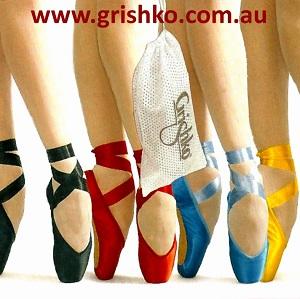 Image search: Purple Ballet Shoes