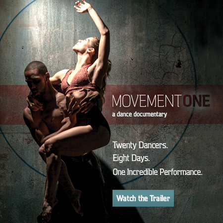 Teddy Forance's MovementOne dance film