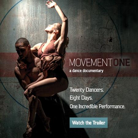 Teddy Forance's MovementOne dance film