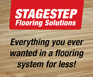 Stagestep dance flooring solutions