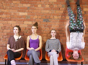 It's A Dance Project, Yellow Wheel youth dance Victoria